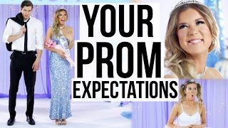 Download Prom Expectations vs. Realities Video