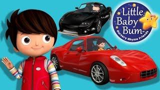 Download Driving In My Car Song | Part 3 | Nursery Rhymes | Original Songs By LittleBabyBum! Video