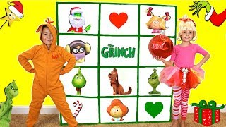 Download THE GRINCH MOVIE GIANT SMASH SURPRISE TOYS GAME: Find The Grinch's Heart! Video