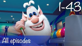 Download Booba - Compilation of All 43 episodes + Bonus - Cartoon for kids Video