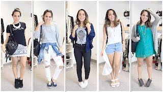 Download 5 LOOKS PARA IR A CLASES! | What The Chic Video