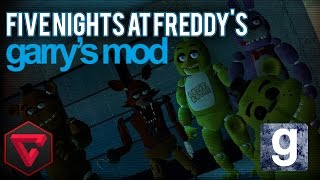 Download ¡FOXY NOS ODIA! - FIVE NIGHTS AT FREDDY'S GMOD HORROR MAP W/ BERSGAMER Video