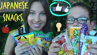 Download 1# -טועמים ממתקים וחטיפים יפנים !!! Japanese snacks and candy Video