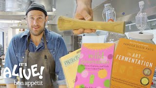 Download Brad's Top 10 Fermentation Tips | It's Alive | Bon Appétit Video