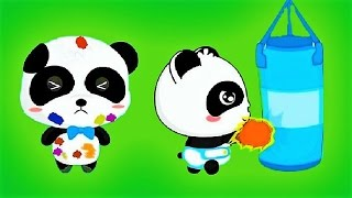 Download Baby Panda Good Habits | Children Learn and Have Fun | Educational Game For Kids Video