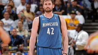 Download Kevin Love Top 10 Plays of Timberwolves Career! Video