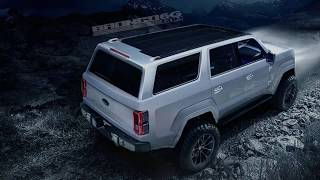 Download 2020 Ford Bronco Price and Specs Video