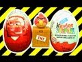 Download Surprise Eggs Kinder Surprise Cars Extreme Unboxing Will It Blend? Explode? Microwave? Video