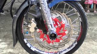 Download honda tmx 155 and rs 125 (owner : Luis Rioveros ) Video