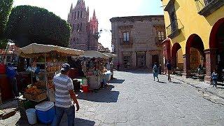 Download San MIguel de Allende - Walking Tour Video
