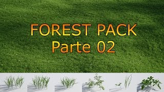 3ds max Plugins 1 - Forest Pack lite (Free) Free Download Video MP4