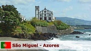 Download São Miguel - Azores - Portugal Video