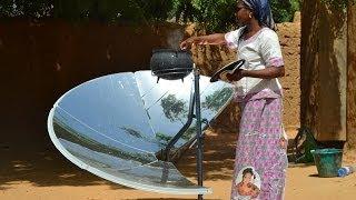 Download Four solaire SOLARIO SAFE conçu pour les pays en développement par FOCALIS Video