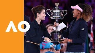 Download Full ceremony: Women's Singles Final   Australian Open 2019 Video