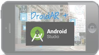 Download How to use DroidAR in Android Studio Video