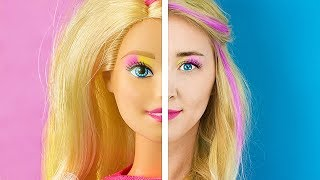 Download Last Minute DIY Halloween Costume Ideas! Barbie Outfit. Giant Squishy Ice Cream Bar Costume Video