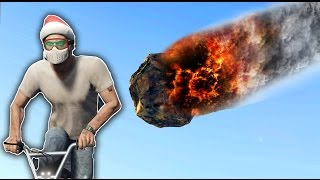 Download Outrun The Meteors Challenge! GTA 5 Mods and Challenges! Video