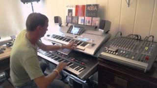 Download Besame Mucho Klaus Wunderlich Bésame Mucho By Rico Yamaha Tyros 4 Roland G70 Video