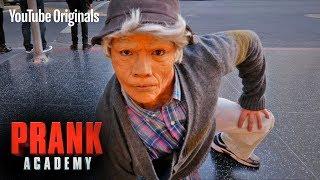 Download OLD MAN BREAKDANCE PRANK!!! ft. D-TRIX | Prank Academy | Episode 6 Video
