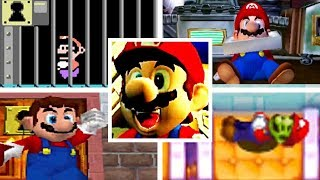 Download Evolution Of MARIO BEING RESCUED (1992-2017) Video