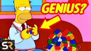 Download 10 Simpsons Fan Theories So Crazy They Might Be True Video