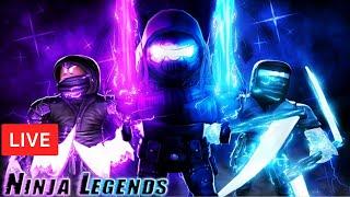 Download ⚡UPDATE *Winter Wonder Island* soon | LEGEND GIVEAWAYS Ninja Legends ROBLOX LIVE STREAM (13Dec2019) Video