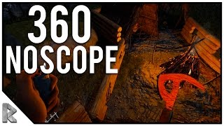 Download 360 No Scope + Cannibal Killing Spree! - The Forest Multiplayer w/ Vuxxy #5 (Season 2) Video