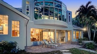 Download Glorious Sunsets from this Bayview Estate in Sarasota, Florida Video