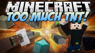 Download Minecraft | TOO MUCH TNT! (Over 35+ NEW TNTs & Explosives!) | Mod Showcase [1.6.4] Video