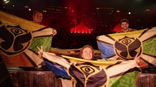 Download Armin van Buuren x Vini Vici x Alok feat. Zafrir - United (Official Fan Video) Video
