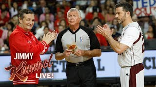 Download Kimmel vs Cruz - Blobfish Basketball Classic Video
