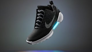 Download Nike's Self-Lacing Shoe Is Real, And You'll Be Able To Buy It (Soon) - Newsy Video