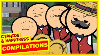 Download Cyanide & Happiness Compilation - #20 Video