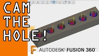 Download 6 Ways to Machine a Pocket - Fusion 360 (FIRST HAAS Chips!) FF57 Video