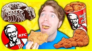 Download TASTING KFC FOODS Video