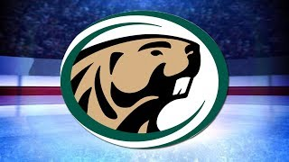 Download BSU Men's Hockey Gets Point Over Michigan Tech in 3-on-3 OT Video
