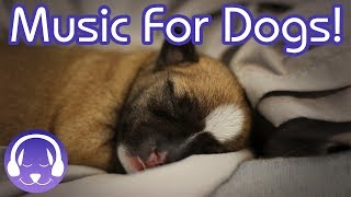 Download NEW! The BEST Relaxing Music for Dogs! The Ultimate Chillout Music for Dogs! Video