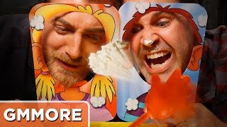 Download Playing Pie Face Showdown Video
