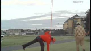 Download Ryo Ishikawa Frozen Rope 17th The OPEN 2010 Video