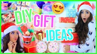 Download 7 DIY HOLIDAY GIFT IDEAS! Easy and Cheap! Video