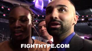 Download PAULIE MALIGNAGGI IMMEDIATE REACTION TO ANDRE WARD'S WIN OVER SERGEY KOVALEV Video