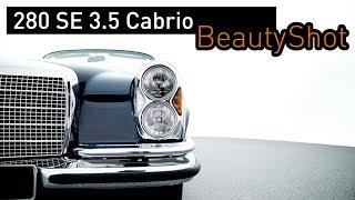 Download BRABUS Classic - Mercedes Benz 280 SE 3.5 Cabrio | BeautyShot Video