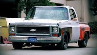 Download Muscle Truck Revamp on a 1974 Chevrolet C10! - Hot Rod Garage Ep. 5 Video