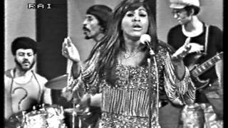 Download Ike & Tina Turner - Proud Mary live on Italian TV 1971 Video