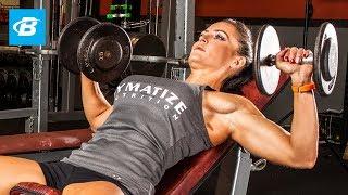Download Essential Chest & Shoulder Workout | Erin Stern's Elite Body 4-Week Fitness Plan Video
