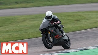 Download Suter MMX500 | First Rides | Motorcyclenews Video