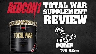 Download REDCON1 Total War Supplement Review and Taste Test Video