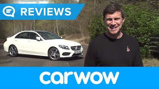 Download Mercedes C-Class Saloon 2018 review | Mat Watson Reviews Video