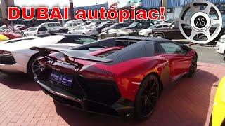 Download Dubai kalandok: Használtautó piac - Veyron, Ferrari, Rolls-Royce és Gumpert Apollo - AutóSámán Video