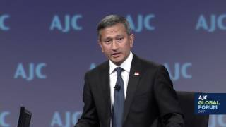 Download Conversation with Singapore's Minister for Foreign Affairs Video